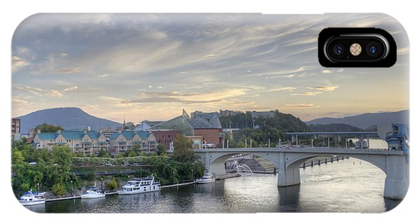 Riverfront View IPhone Case