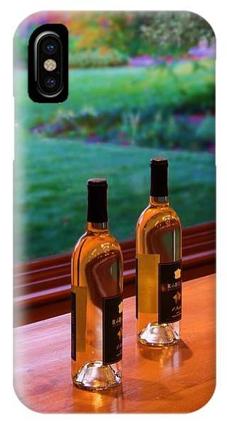 Roblar Winery IPhone Case