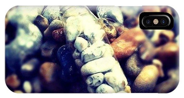 Cause iPhone Case - Rocks In A Bottle by Daniel Hills