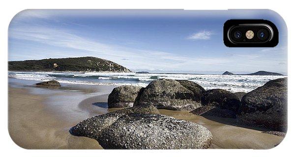 Wilsons Promontory iPhone Case - Rocky Beach by Douglas Barnard