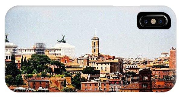 Beautiful iPhone Case - Roma by Luisa Azzolini