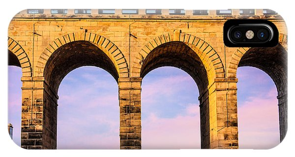 Roman Arches IPhone Case