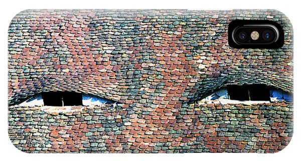 Roof In Sibiu Romania IPhone Case