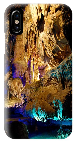 Ruby Falls Cavern 2 IPhone Case