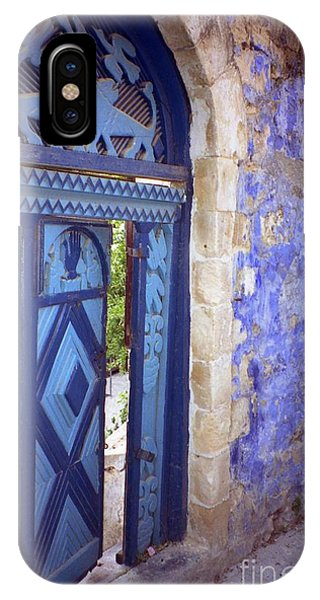 Safed Door IPhone Case