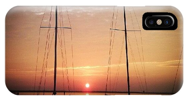 Scenic iPhone Case - Sailboats In The Sunset by Dustin K Ryan