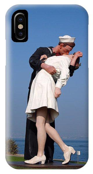 Sailor's Kiss IPhone Case