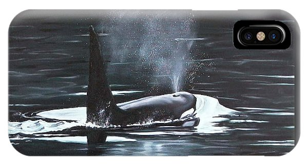 San Juan Resident IPhone Case