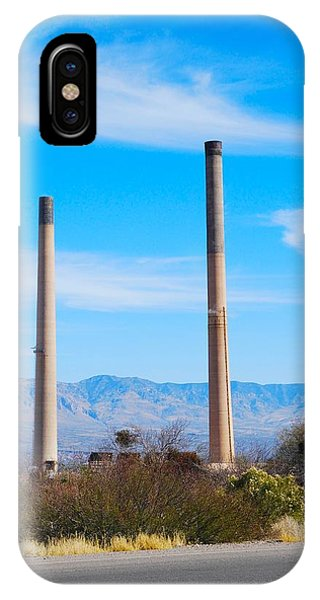 San Manuel 2 Phone Case by T C Brown