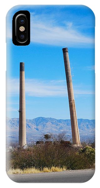 San Manuel 3 Phone Case by T C Brown