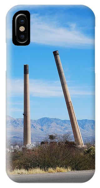 San Manuel 9 Phone Case by T C Brown