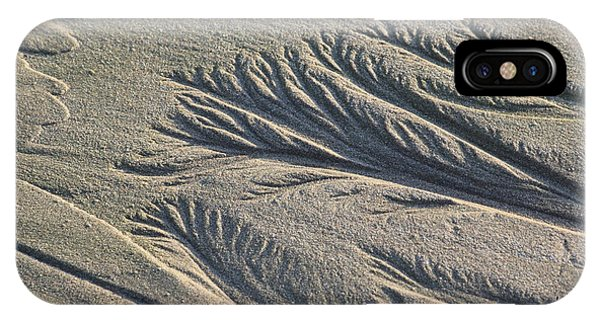 Sand Formations IPhone Case