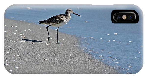 Sandpiper 2 IPhone Case