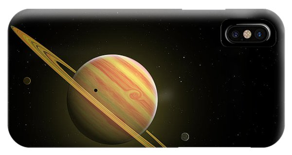 Saturn IPhone Case