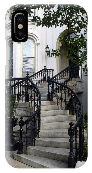 Savannah Stairway IPhone Case