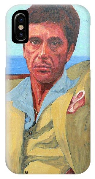 Scarface - Tony Montana IPhone Case