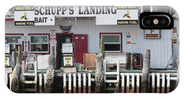 Schupp's Landing I IPhone Case