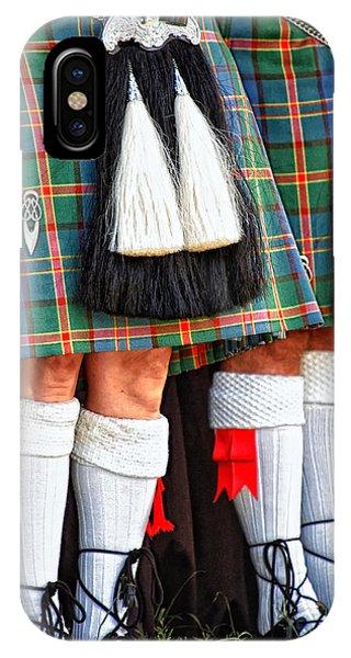 Scottish Festival 4 IPhone Case