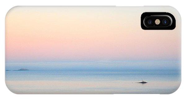 Sea Fog IPhone Case