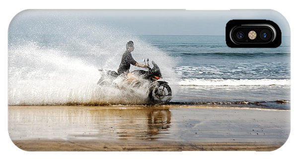 Sea Spray Phone Case by Kantilal Patel