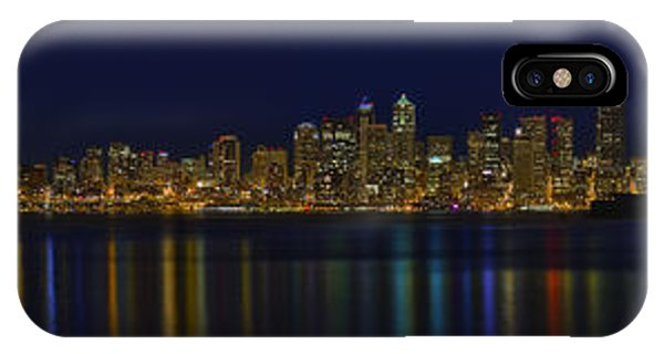 Seattle Moody Blues IPhone Case