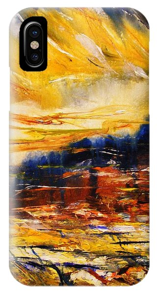 Sedona Sky IPhone Case