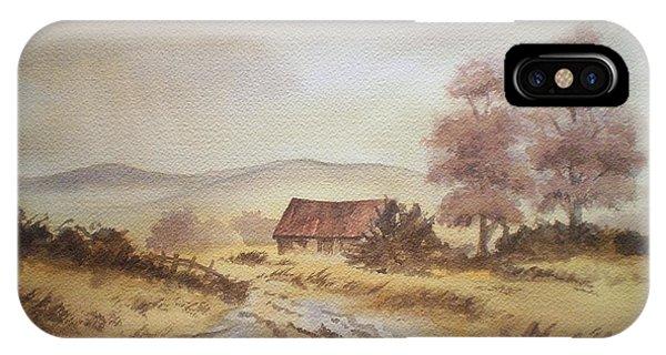 Selo Poslije Kise IPhone Case