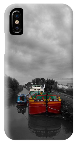 Sequana Beverley Canal IPhone Case