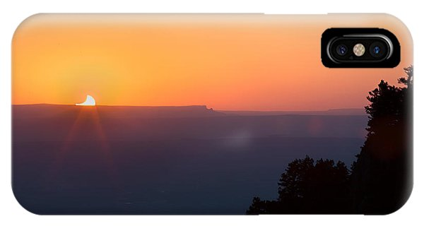Setting Eclipsed IPhone Case