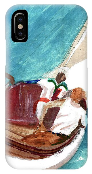 Setting Sail Phone Case by Harry Richards