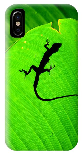 Shadowlizard IPhone Case