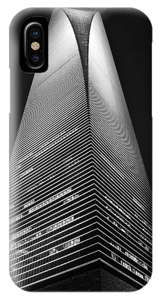 Shanghai World Financial Center IPhone Case