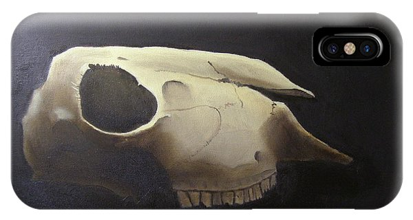 Sheep Skull IPhone Case