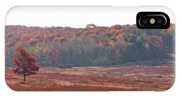 Shenandoah Plain IPhone Case