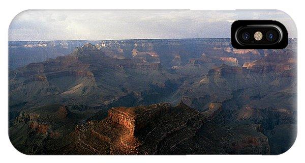 Shoshone Point Grand Canyon Arizona IPhone Case