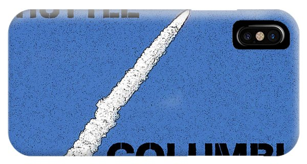 Kennedy Space Center iPhone Case - Shuttle Columbia by David Lee Thompson