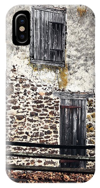 Side Entrance Phone Case by John Rizzuto
