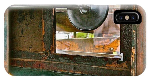 Side View Window Phone Case by David  Hubbs