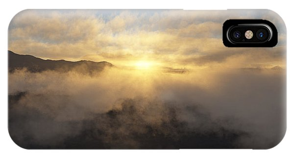 Sierra Sunrise IPhone Case