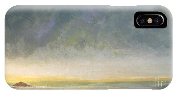 Skaket - Waiting On The Storm IPhone Case
