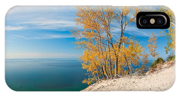 Sleeping Bear Dunes Vista 001 IPhone Case