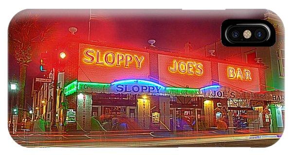 Sloppy Joes IPhone Case