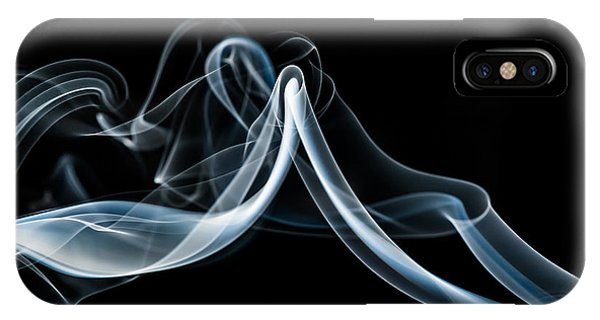 Smoke-1 IPhone Case