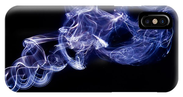 Smoke 11 IPhone Case