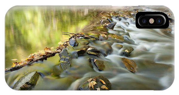 Smoky Mountain Streams Iv IPhone Case