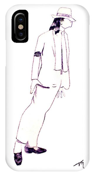 Smooth Criminal IPhone Case