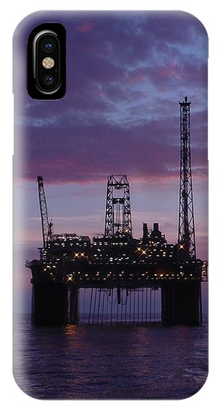 Snorre At Dusk IPhone Case