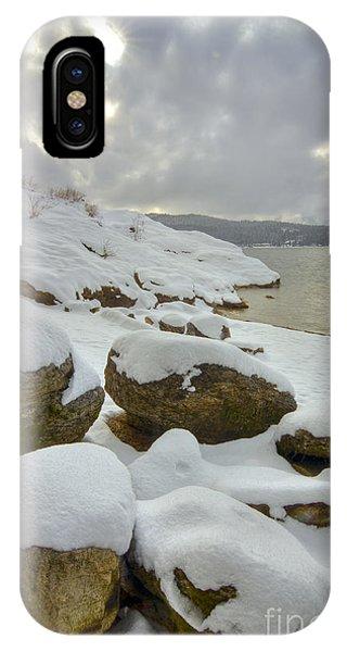 Snowcapped IPhone Case