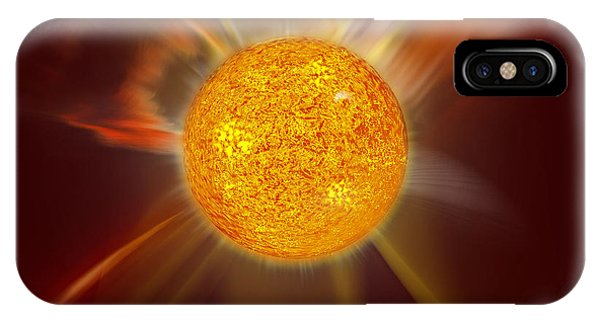 Sol IPhone Case