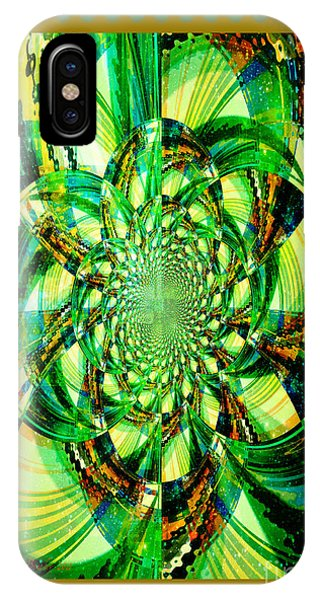 IPhone Case featuring the photograph Solar Explosion by Donna Bentley